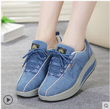 shoes woman comfortable casual shoes platform