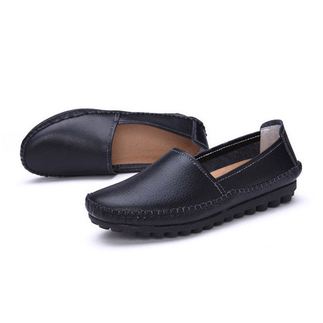 Loafers Shoes Spring Autumn Fashion Casual Woman