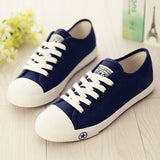 Spring Summer Women Casual Shoes 8 Colors Fashion Canvas Shoes