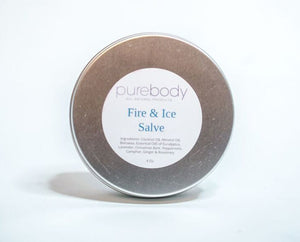 Fire and Ice Salve