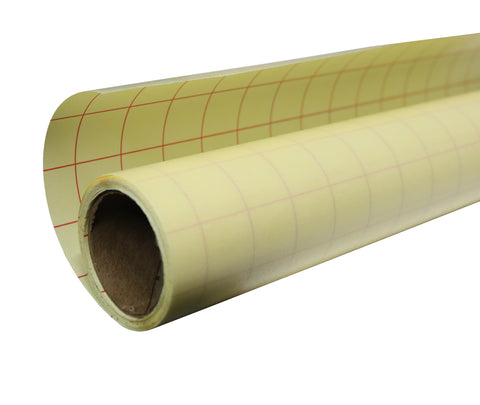 "Transfer tape roll with liner 12""X30ft"