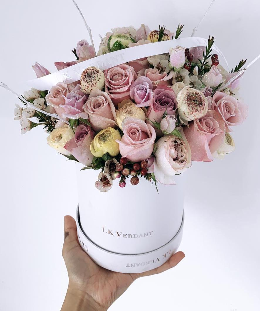 The Spring - Shop for Flowers and Forever Roses - LK VERDANT