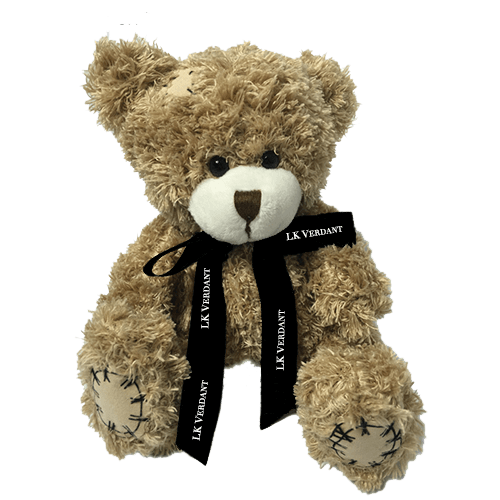 THE BOBO BEAR - VALENTINES DAY ONLY - Shop for Flowers and Forever Roses - LK VERDANT