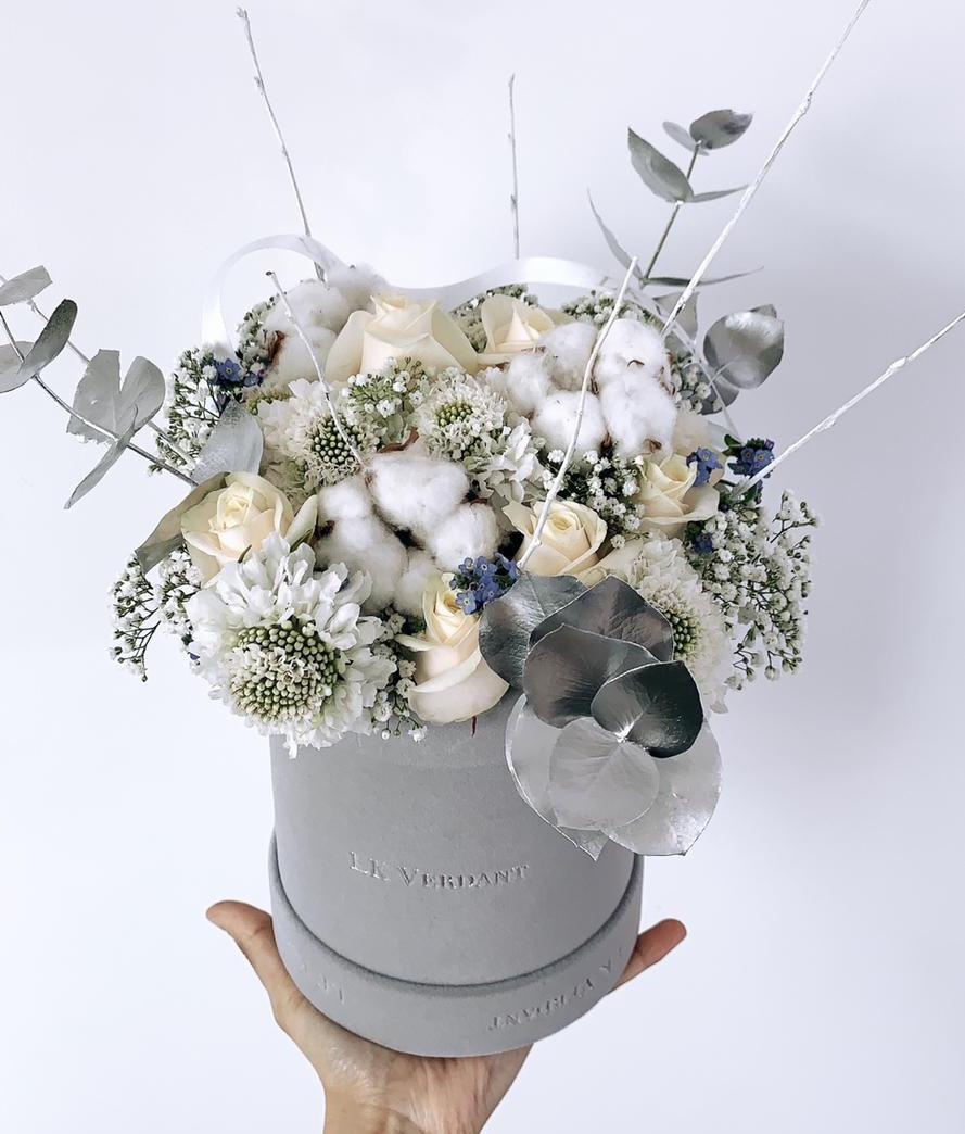 The Winter - Shop for Flowers and Forever Roses - LK VERDANT
