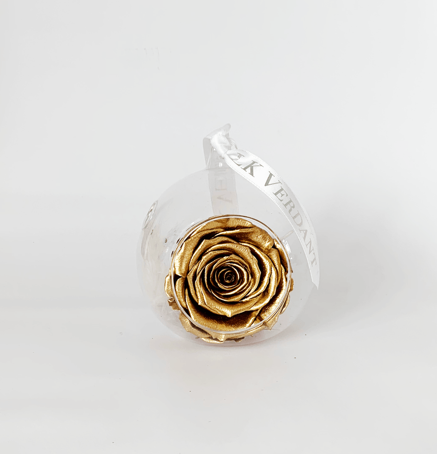 The Always Gold Forever Rose - Shop for Flowers and Forever Roses - LK VERDANT