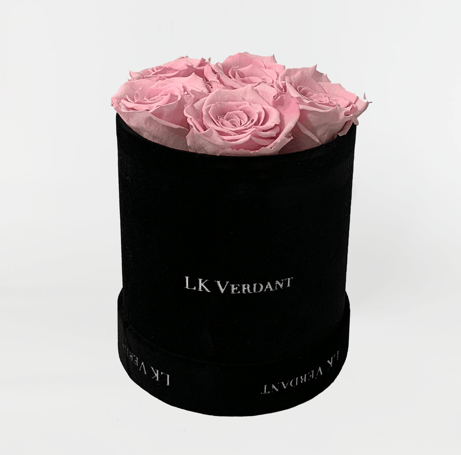 The Forever Rose Black | Pink - Shop for Flowers and Forever Roses - LK VERDANT