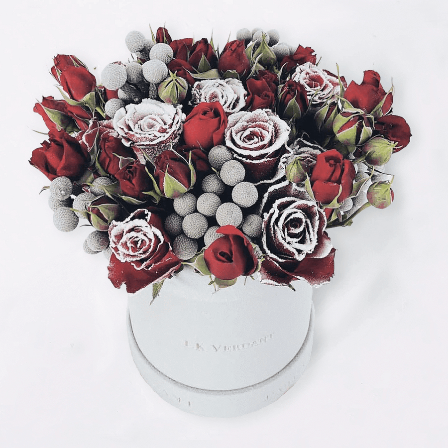 The Romance - Shop for Flowers and Forever Roses - LK VERDANT