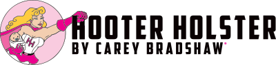 super mom logo from hooter holster by carey bradshaw