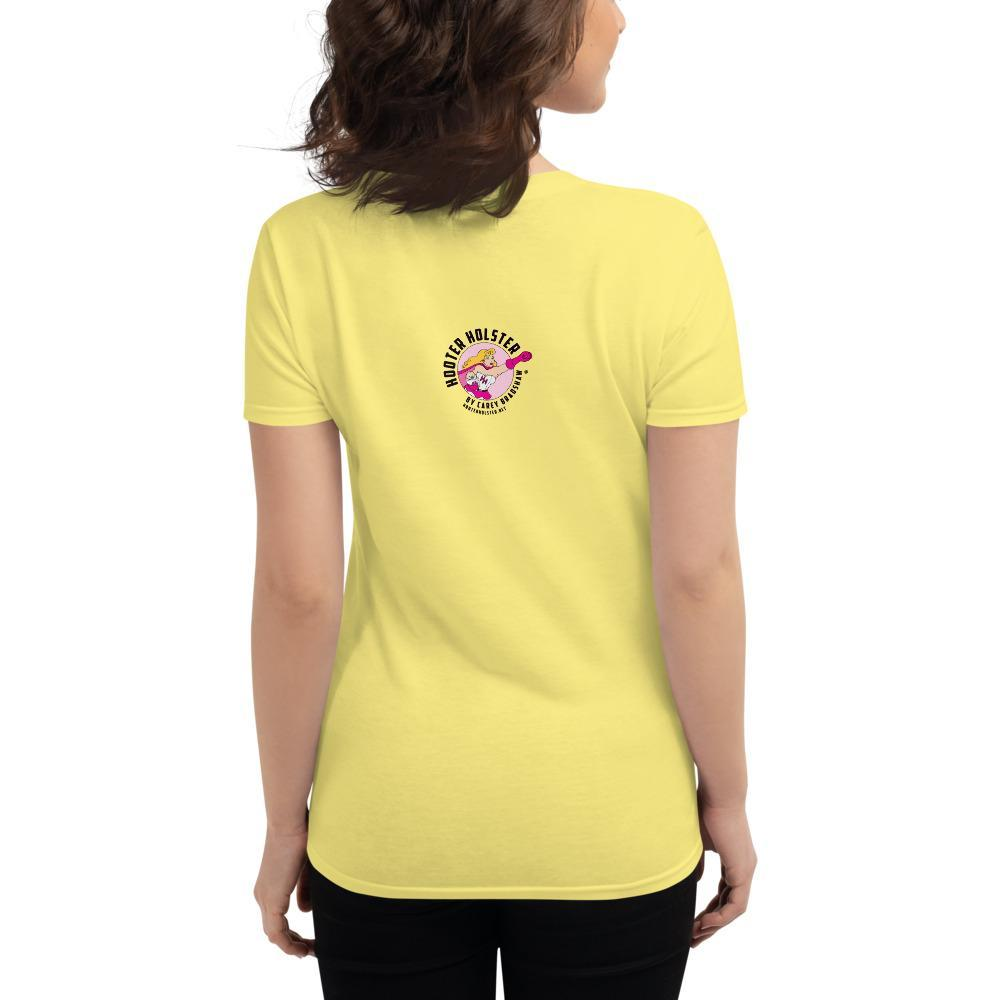 Hooter Holster by Carey Bradshaw T-Shirt