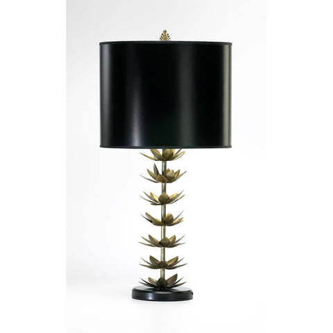 Lotus Leaf Table Lamp