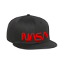NASA old school logo hat