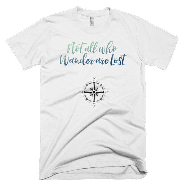 Lost and Wander shirt