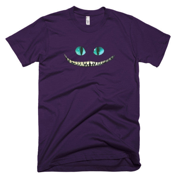 Cheshire cat smile shirt from Alice in Wonderland