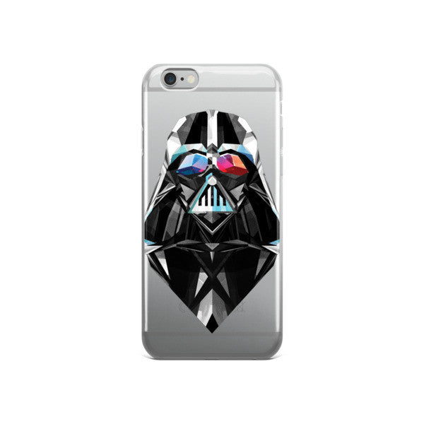 Darth Vader crystal iphone case