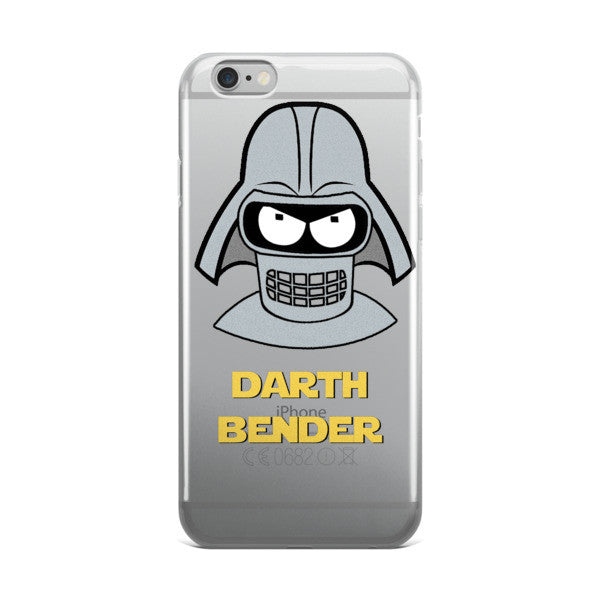 Darth Bender iphone case