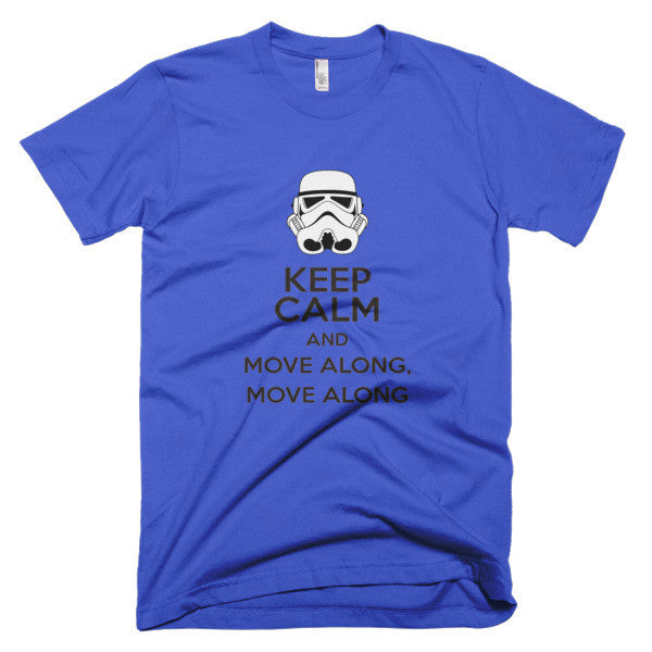 Star Wars Stormtrooper keep calm shirt