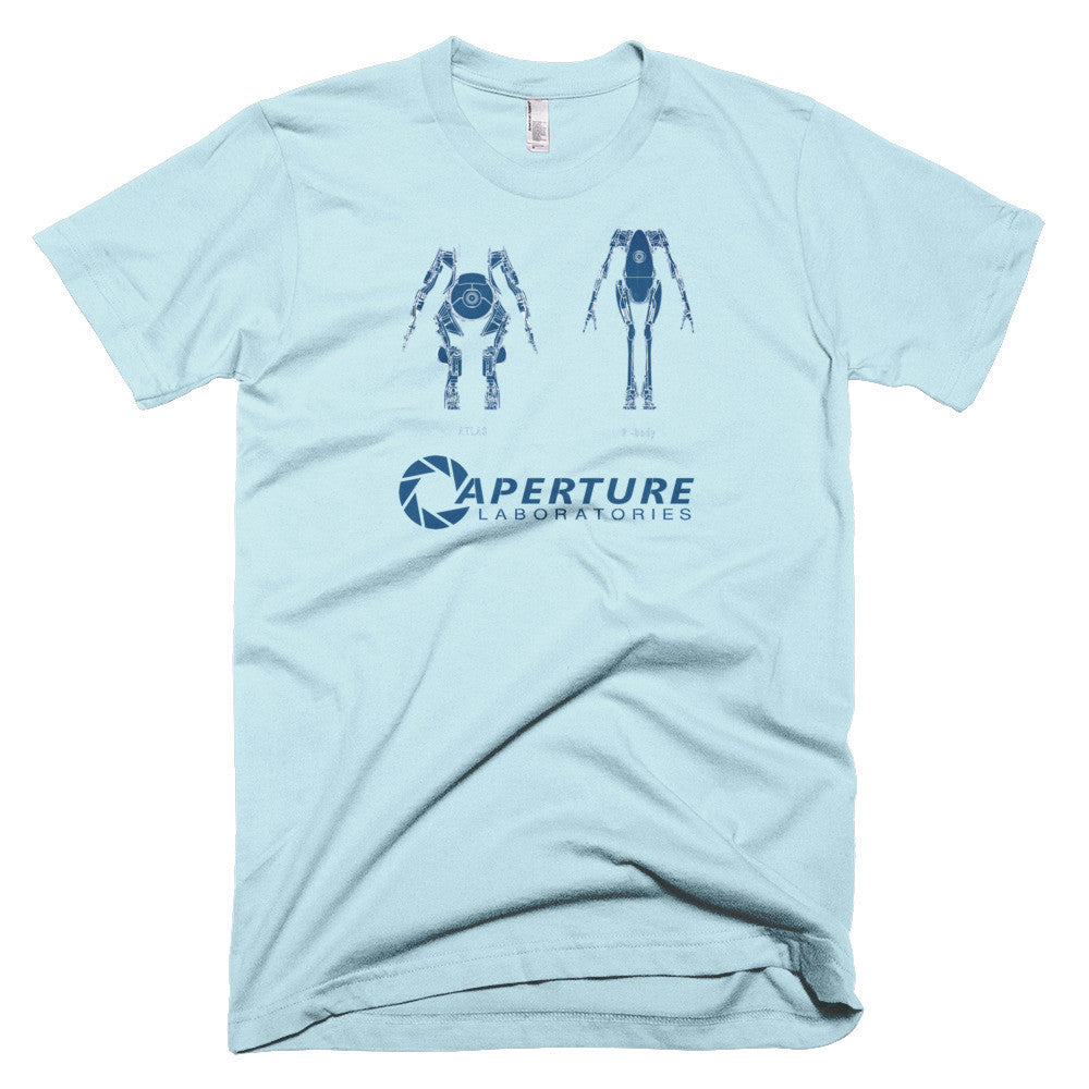 Portal p-body and Atlas shirt