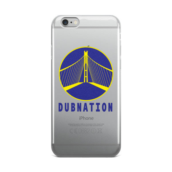 Dubnation warriors iphone case