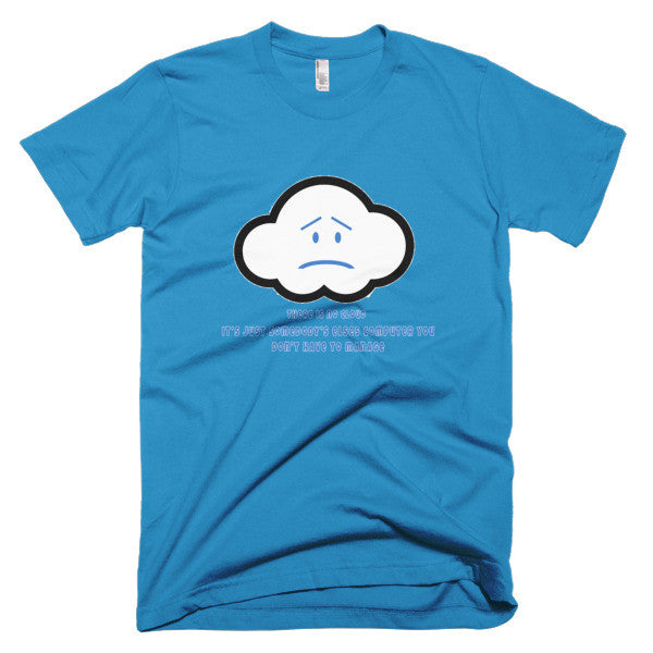 Cloud management shirt