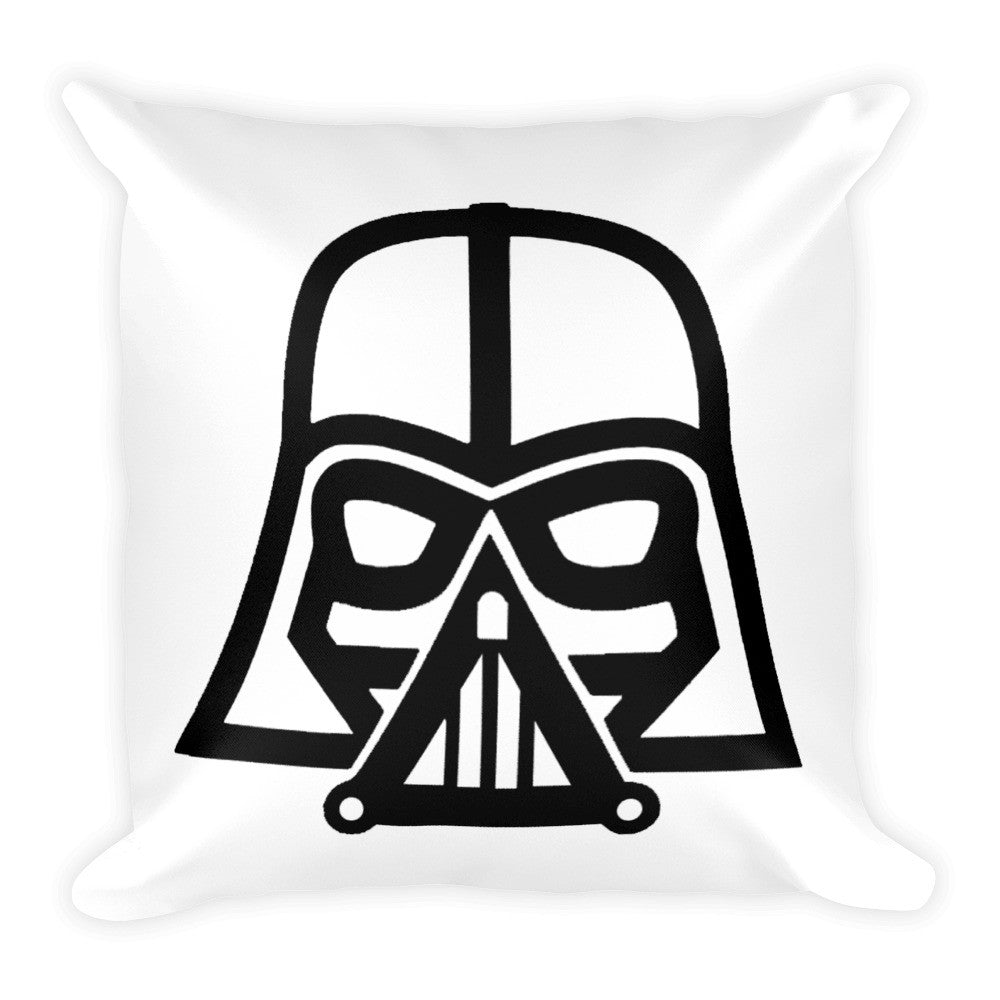 The Darth Vader Pillow
