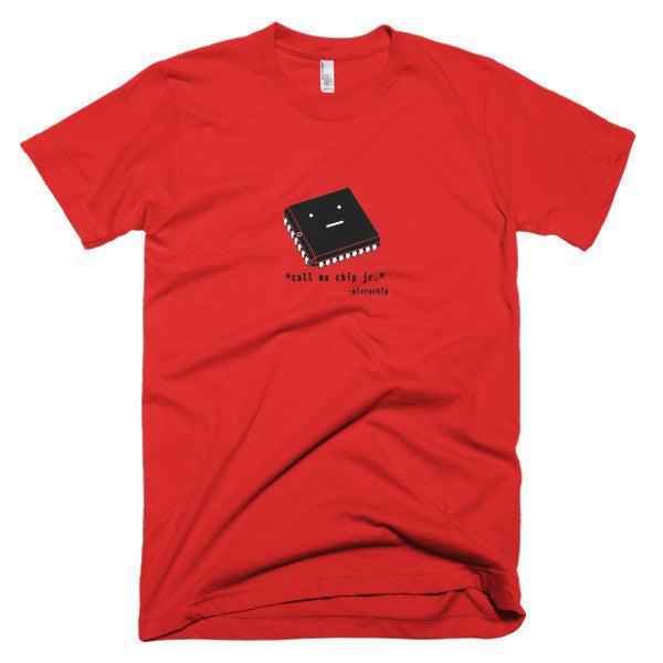 Microchip shirt