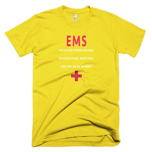 Funny first responder shirt