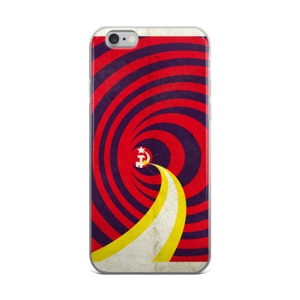 USSR Russian vintage space iphone case