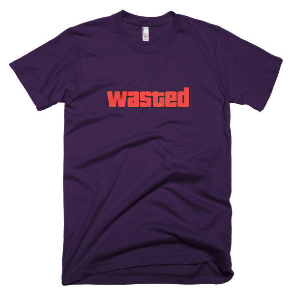 Video game Wasted shirt