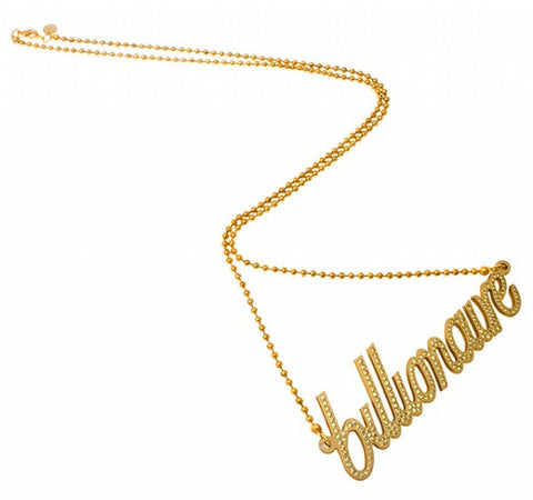 Billionaire Necklace