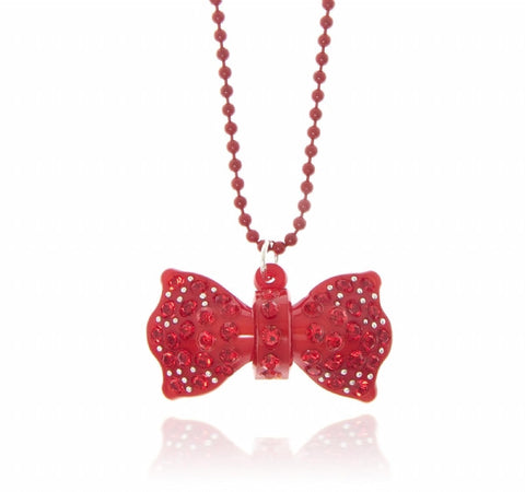 Little Bow Necklace