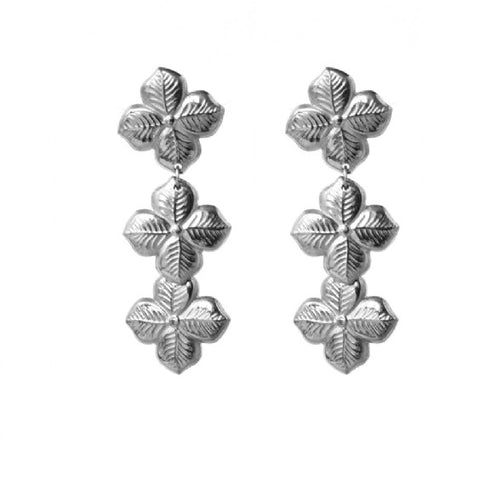 Hyacinth Earrings