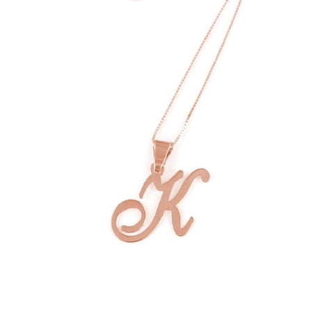 Copy of Alphabet Letter Necklace