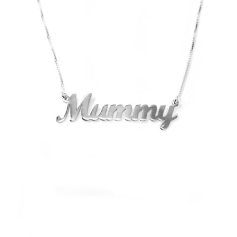 Mummy Necklace