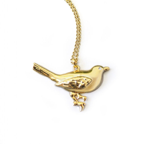 Birdsong Necklace