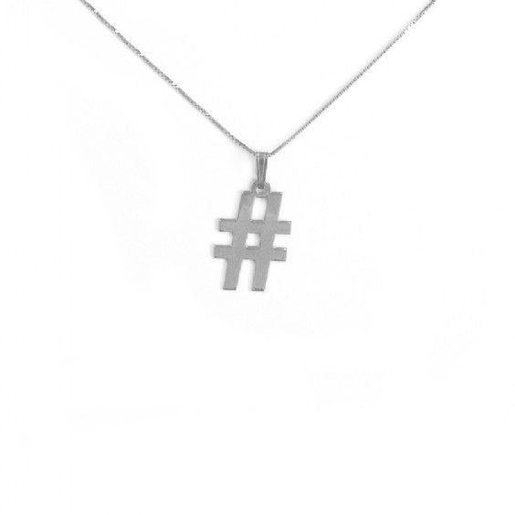 Punctuation Symbol Necklace