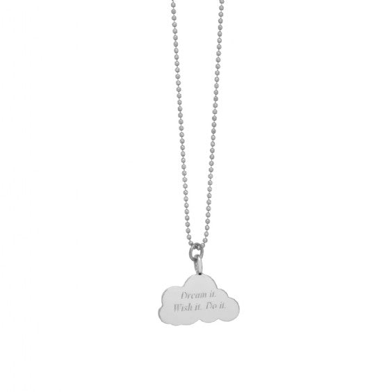 Cloud Charm Necklace