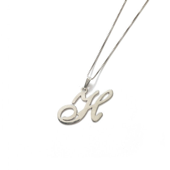Alphabet Necklace- Available Now