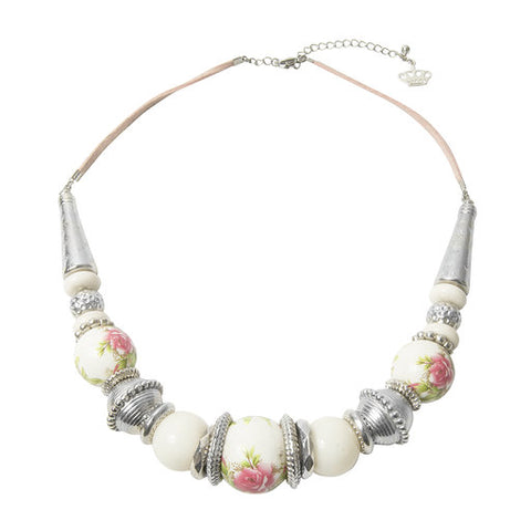 Vintage Bead Clara Necklace