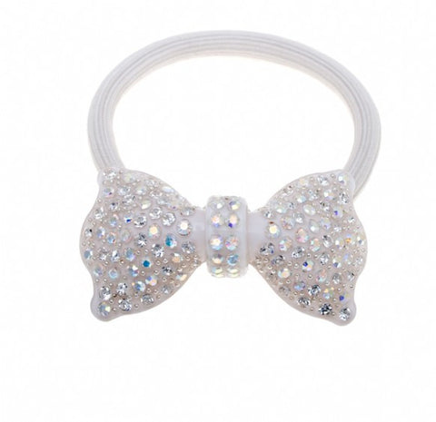 Bow Hair Elastic (medium)