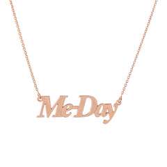 Me-Day Necklace