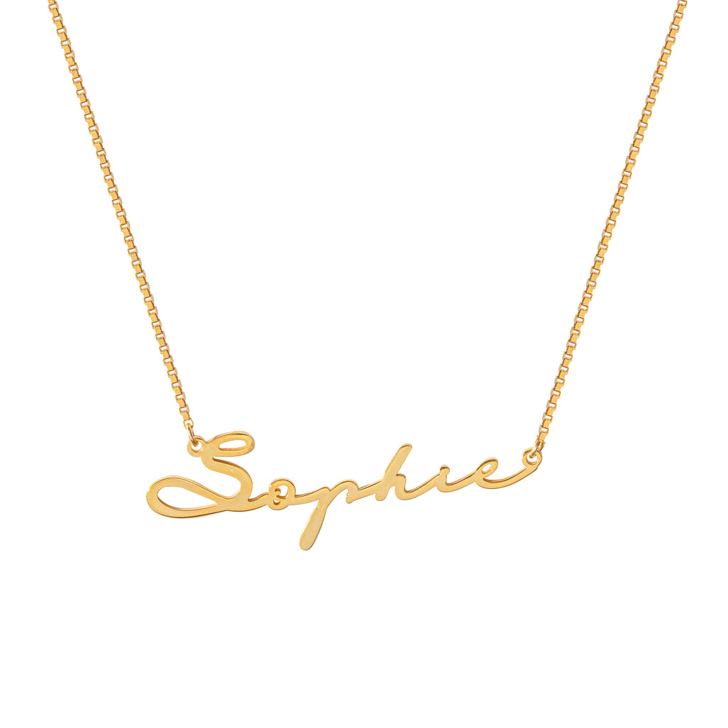 Sophie Name Necklace