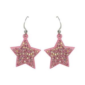 Glam Star Earrings
