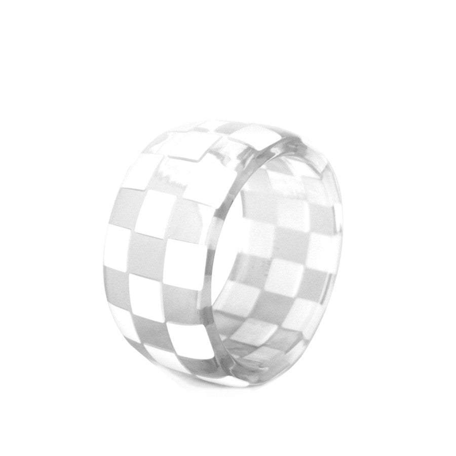 Checkerboard Bangle