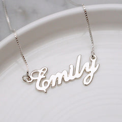 Emily Name Necklace
