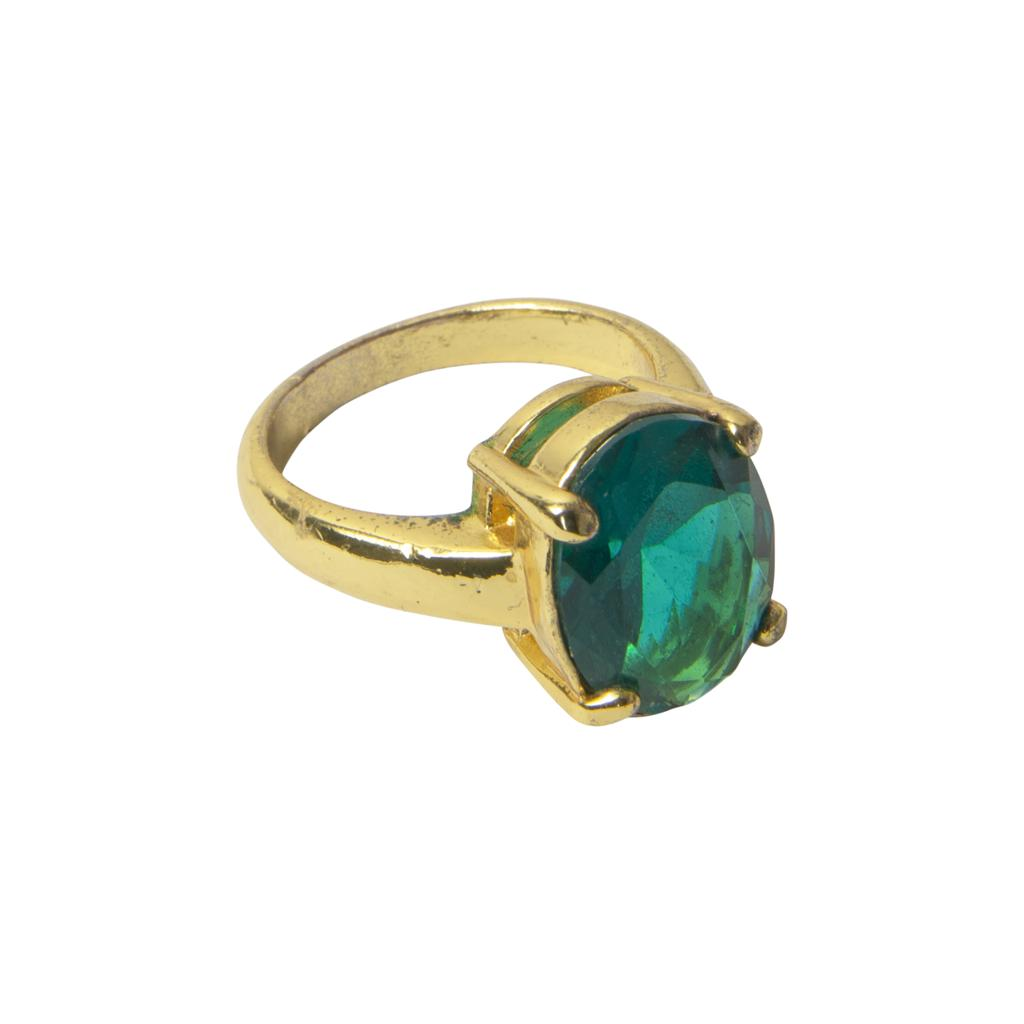 Orla Single Crystal Ring