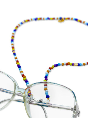 Calypso Beaded Glasses Chain