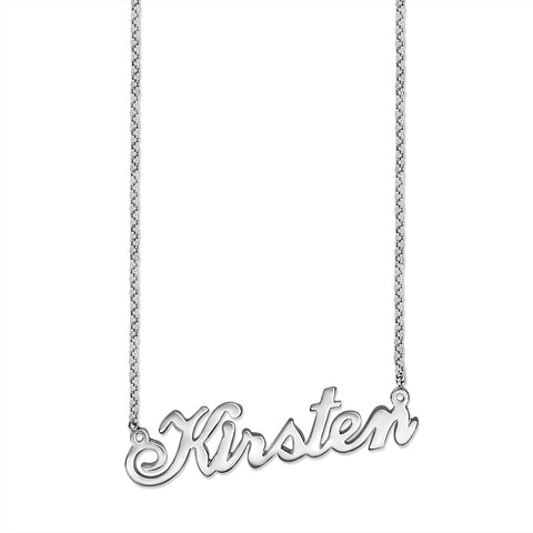 Kirsten Name Necklace