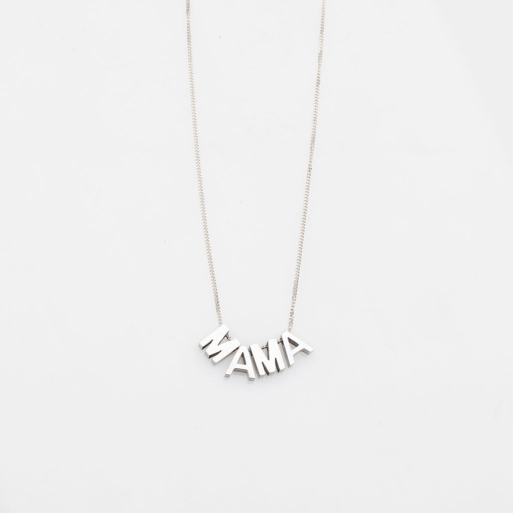 sienna personalised disc pendant necklace