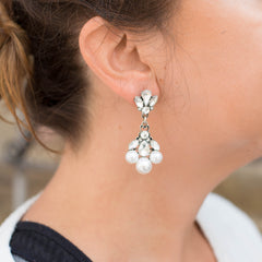 Greta Statement Earrings