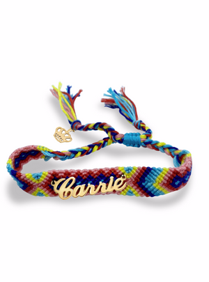 Name Friendship Bracelet